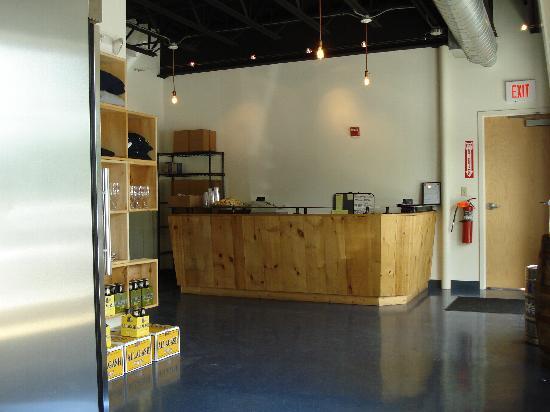 Portland, ME: The Small Store U0026 Tasting Area