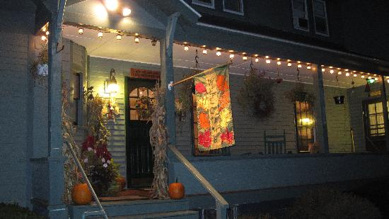 Spruce Moose Lodge and Cottages: Ready for Halloween