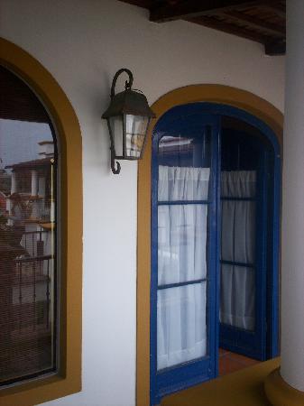 Habitación del Hostel del Patio