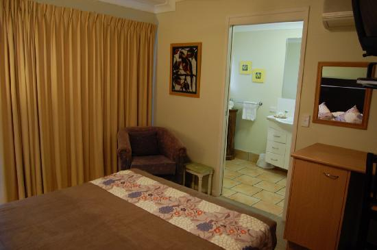 Seacove Resort: Motel Room