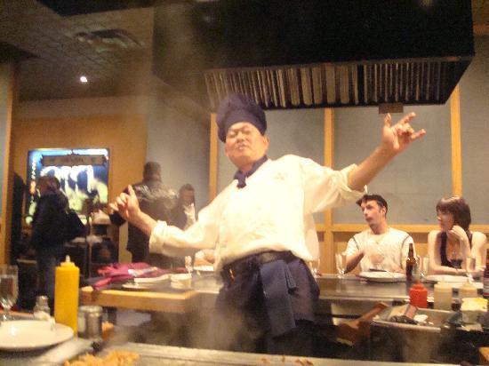Shogun : toujors aussi fou lui  hihihii