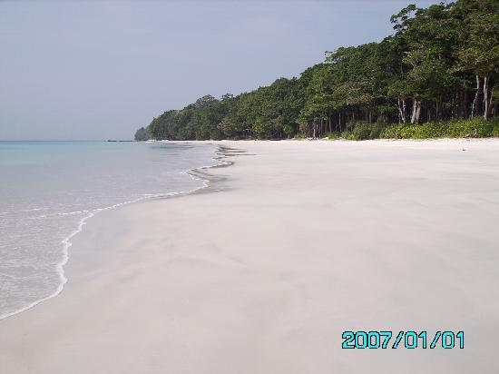 Radhanagar Beach: RadhanagarBeach in Andamans