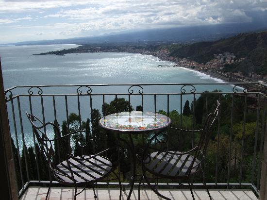Bel Soggiorno Hotel: view from room 1