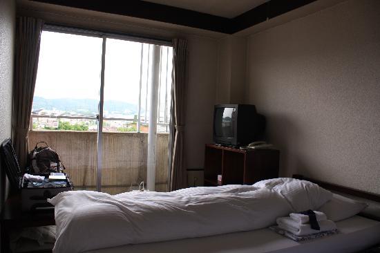 Econo-Inn Kyoto: Our room