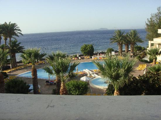 IBEROSTAR Lanzarote Park - TEMPORARILY CLOSED: view from balcony of room