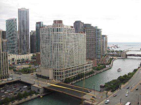 Hyatt Regency Chicago: Ausblick