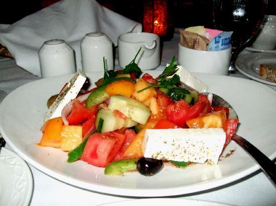 Estia: Delicious Tomato Salad