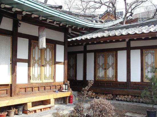 Seoul Guest House: Au centre de la Guesthouse