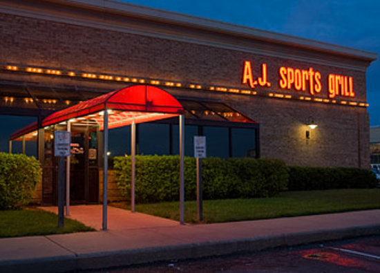 Aj S Sports Grill Wichita Restaurant Reviews Photos