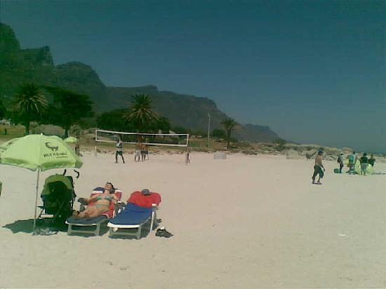 The Oceana & Camps Bay Luxury Suites : The beach