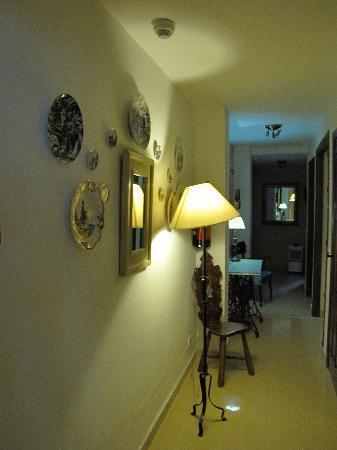 Easy Nerja Hostel : our corridor