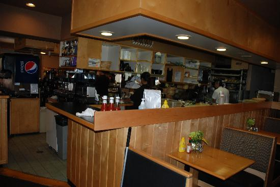 Perry's Restaurant: Interior of Perry's of Ketchum, ID