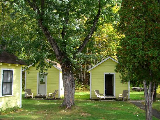 Katahdin Cabins in Millinocket