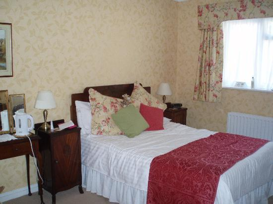Wyndham Park Lodge: Bedroom