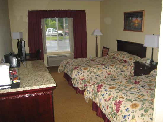 Country Inn & Suites By Carlson, Little Falls: The room