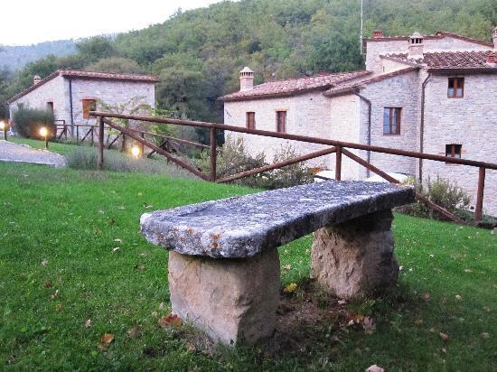 Hotel Le Pozze di Lecchi: the hotel