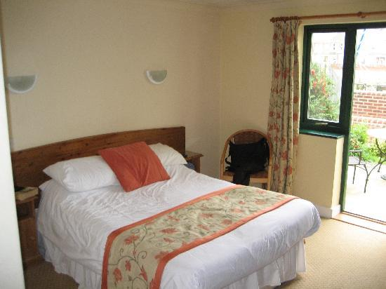 River Haven Hotel: Our Room (No. 2)