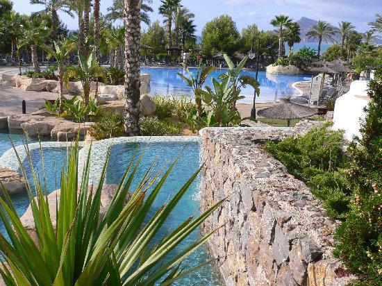 Hotel SH Villa Gadea: Gardens