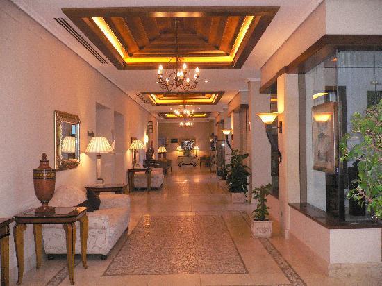 Hotel SH Villa Gadea: Main hall