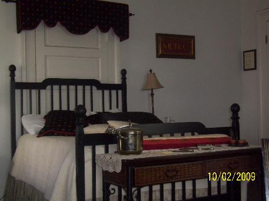 The Meeting House: Bedroom