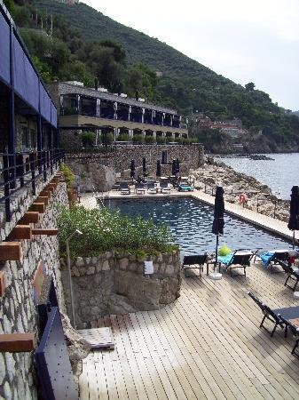 Capo La Gala Hotel: Pool