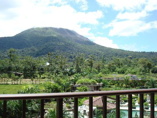 The Royal Corin Thermal Water Spa & Resort: Spectacular View