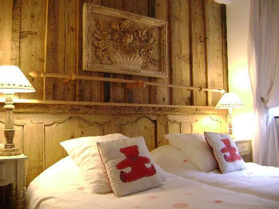 Saverne, France: La chambre