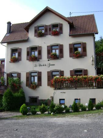 Saverne, Prancis: L'hotel