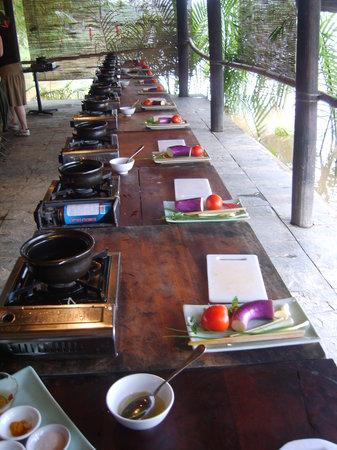 Red Bridge Restaurant and Cooking School