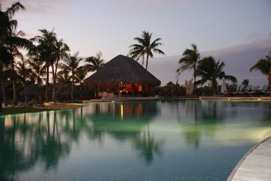 Four Seasons Resort Bora Bora: Misc view Four Seasons