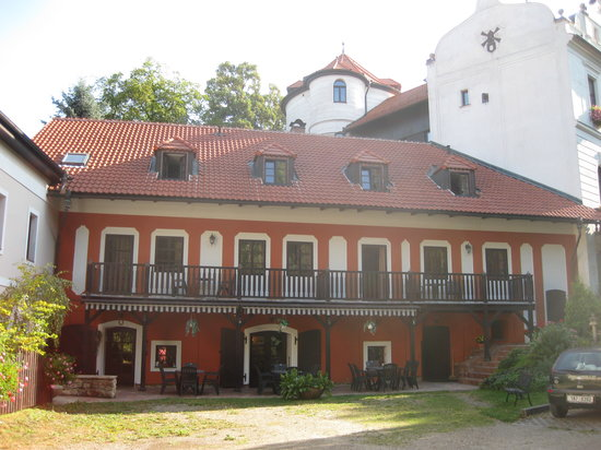 Pension Vetrnik: View of the Inn