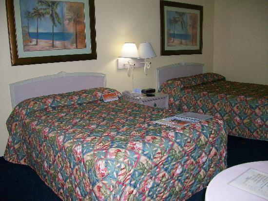 Howard Johnson Hotel Ponce PR : Beds