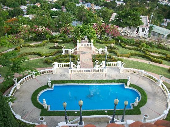 El Museo Castillo Serralles : Pool Area