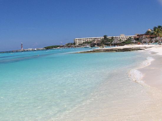 Grand Fiesta Americana Coral Beach Cancun: mas bello no se puede