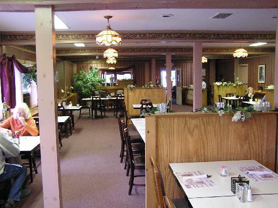 Lancaster Motor Inn: Restaurant