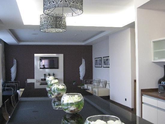Leonardo Royal Hotel Berlin Alexanderplatz: One of the Suites