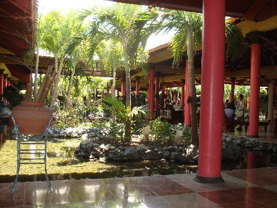 Paradisus Varadero Resort & Spa: Ambientacion Paradisus Varadero
