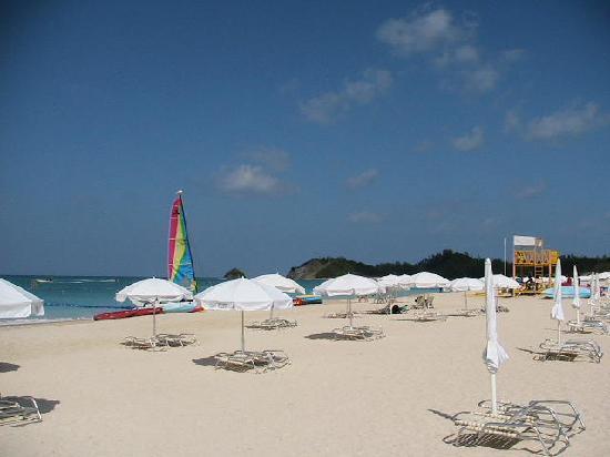 Okuma Private Beach & Resort : 遊泳エリアは仕切られていましたが、クラゲよけネットはなかったような。