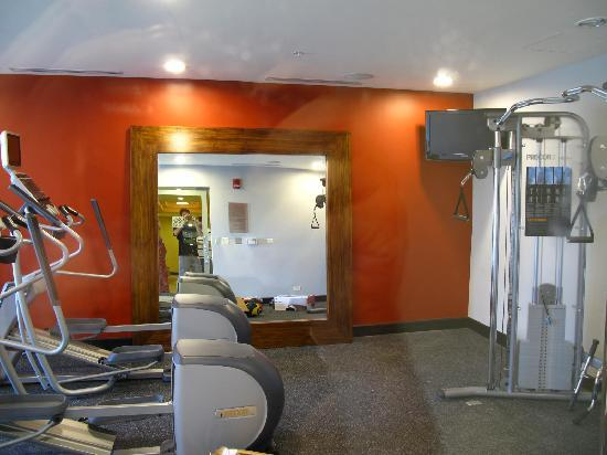 "Hilton Garden Inn Liberia Airport: fitness ""center"""
