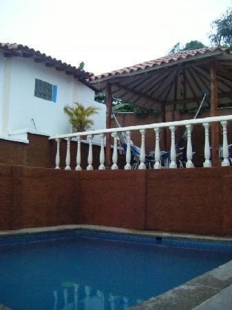 Casa el pozo piscine