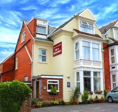 Harlequin Guest House B and B Weymouth