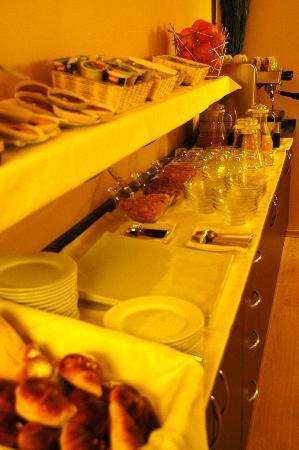 BergHotel: foto sala colazioni