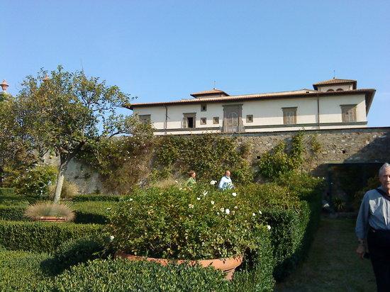 Villa le Corti - Principe Corsini: Enjoy the winery and surroundings