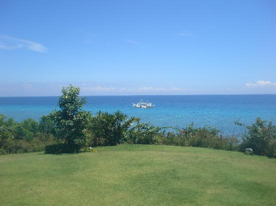 Alegre Beach Resort: Room with a view