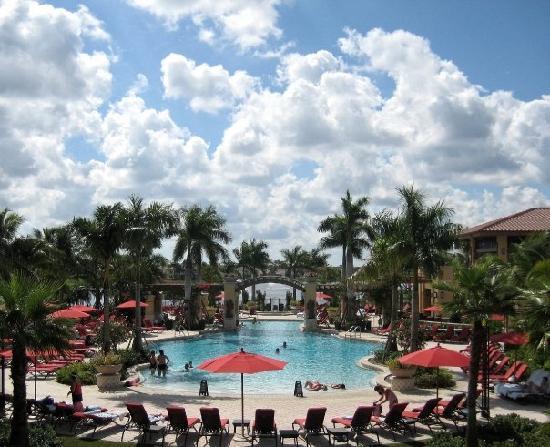 Superb PGA National Resort U0026 Spa: Huge Swimming Pool