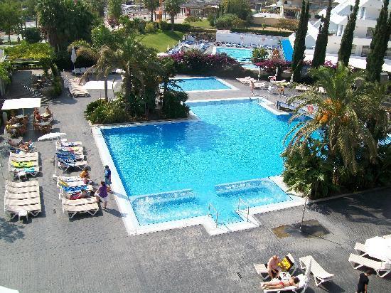 Aqua Hotel Onabrava & Spa: pool