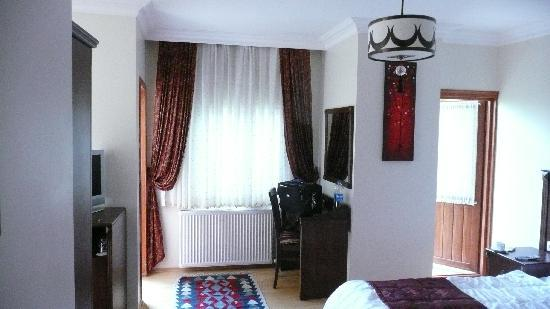 Berce Otel: Room 107
