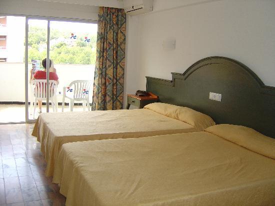 OLA Hotel Panama: La chambre