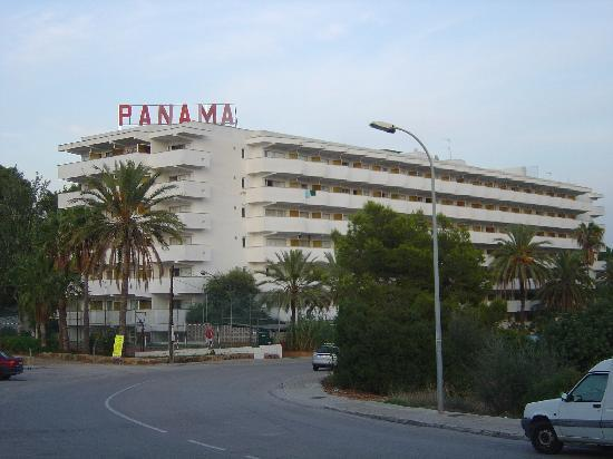 OLA Hotel Panama: Facade hotel