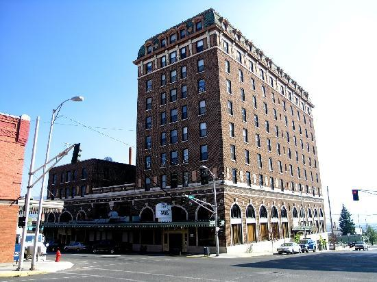 Finlen Hotel and Motor Inn: The Finlen Hotel